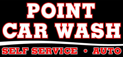 Point Car Wash Logo