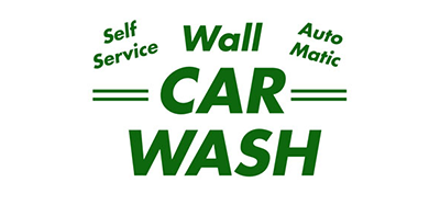 Wall Car Wash Logo